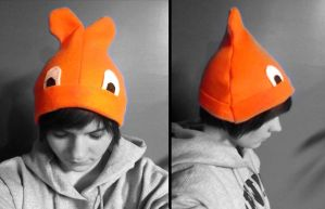 Fish Hat by crankpin
