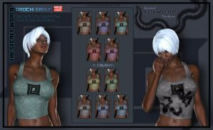 TSW Orochi Group for LD Tank Top by Neyjour