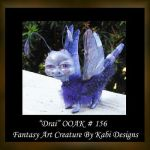 Drai Fantasy Little Creature by KabiDesigns