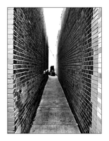 Alleyway by MichelleMarie