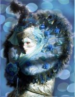 Blue Rose by ALExIA483