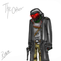 The Officer by Retal19