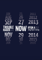 Now - Trouble Maker by macaroon22