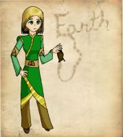 JacobFan- Earth Kingdom by FeatherWriter