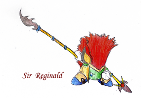 Sir Reginald ref by metamorro