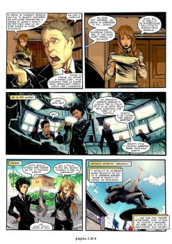 Get A Life 16 - pagina 2 by martin-mystere