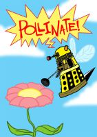 Honey Dalek by BenSmith128