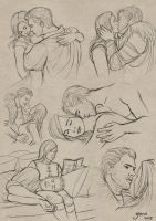 Fluffy Romance with Cullen by slugette