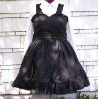 Custom Jumperdress - front by GothicDorothy