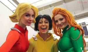Jerry's girls by Liv-is-alive