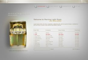 jukebox layout by republickadeign