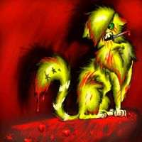 Blood shed by spacecats13