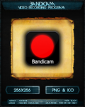 Bandicam Icon by AuxRane