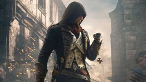 Assassin's Creed Unity Arno Dorian Game Wallpaper by MatrixUnlimited
