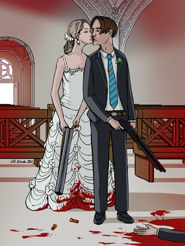 Shotgun Wedding by hectigo