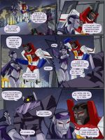 Transformers Comic Commission 3 by kitsune2022