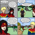 Savage Land by magickmaker