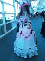 SDCC 09 : Ciel Cosplayer by Komoko-chan