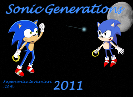 Sonic Generations by Supersonia