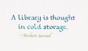 Herbert Samuel - A Library by MShades