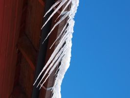 Icicles 8 by Cadaceus