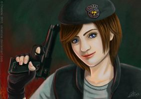 RE1: Jill by Chiaticle