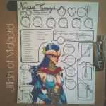 Narcissa Character Sheet by Jillian-of-Midgard