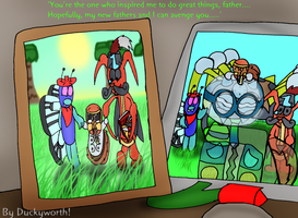 Pokemon Tales - Fathers Past and Present