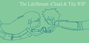 The LifeStream WIP by bunnyaud-sama