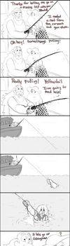 Thats not a fish... by AccursedAsche
