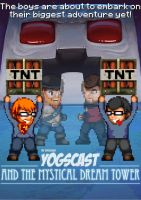 Yogcast: The Videogame Poster by CharlieMcShane