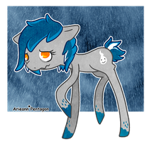 AT: Will O' Wisp by Ask-ChesterLove