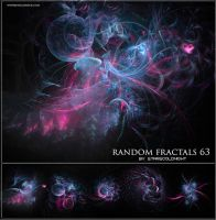 Random Fractals 63 By Starscoldnight by StarsColdNight