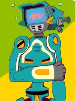 FLCL: Canti by SigilofDreams