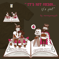 It's not poison...it's pie. by Marzipanapple