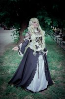 Trinity Blood - Carerina Sforza by Kamireya551