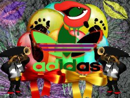 Adidas festival by hedgiee