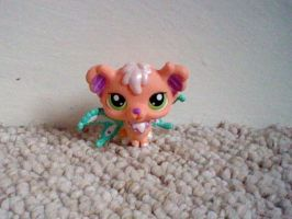 LPS Orange Cloud Fairy (Lost) by ButchxButtercup1996