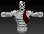 Kratos by XEROSEIS