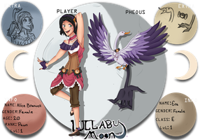 .:Lullaby--Moon:. Alice Branwell by MelodicSoul