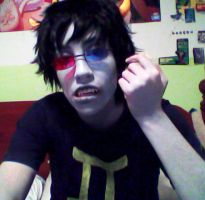 Sollux Captor by TEENTITANSFAN