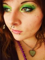 key lime by itashleys-makeup