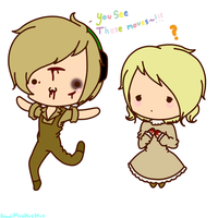 .: Pewdiepie - Gretel and Hansel :. by Xx-SydneyDaFox-xX