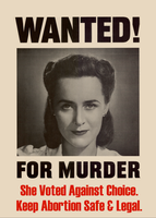 Wanted for Murder by poasterchild