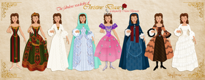 Christine Daae's Wardrobe by Cor104