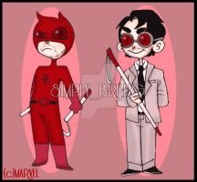 +The Devil of Hell's Kitchen+ by MissBrillig