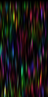 Vertical Rainbow Stripes [CustomBox Background] by darkdissolution