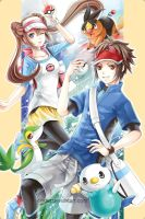pokemon b and w 2 by Cindiq