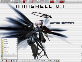 MiniShell by baseq2