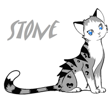 Stone's New Design by Animallover08